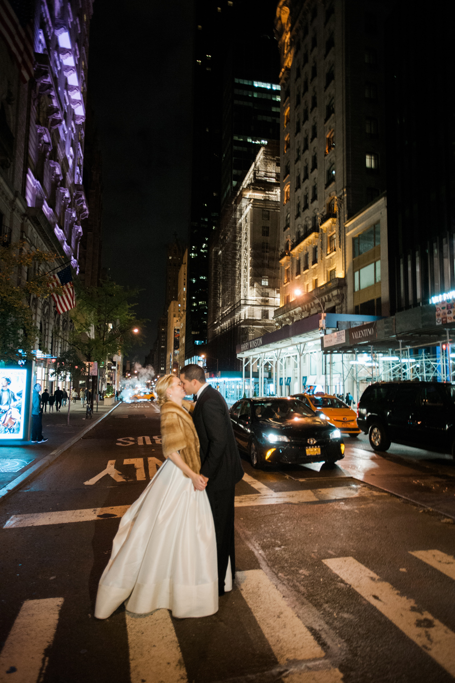Married in Manhattan