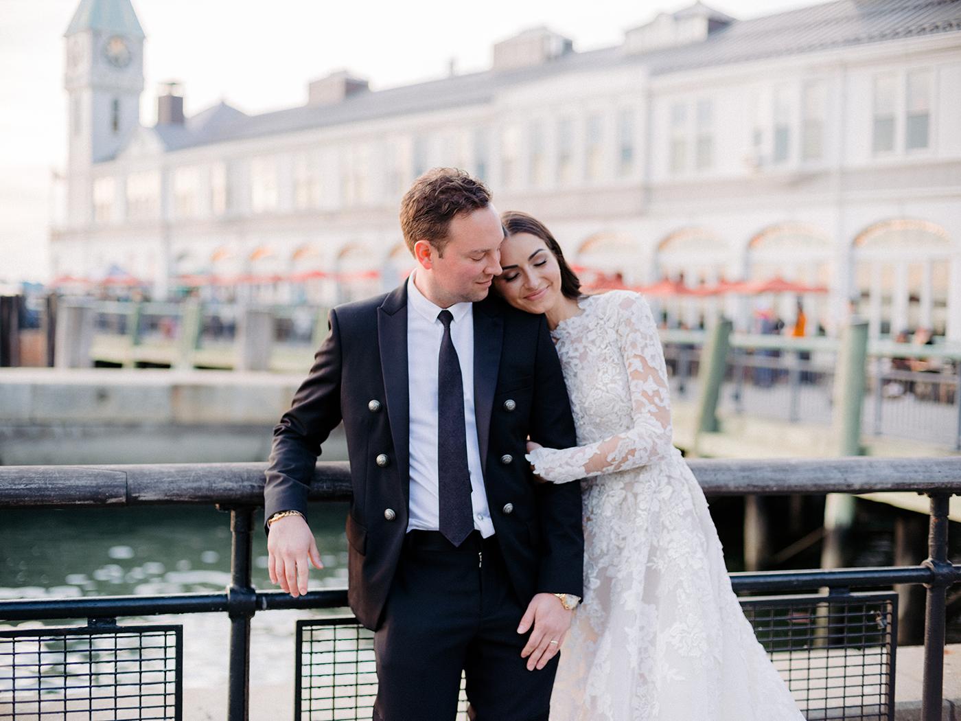 Married in Manhattan